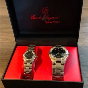 Charles Raymond Watch His and Hers Set